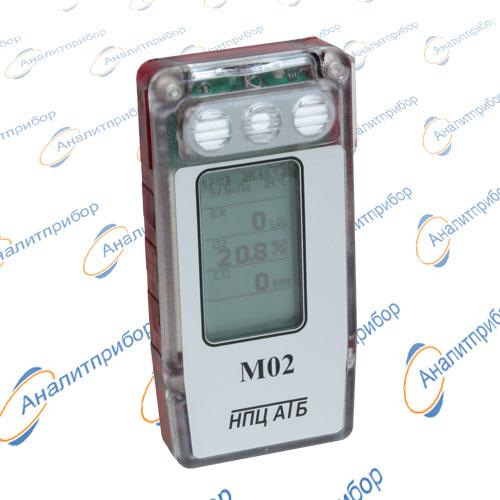 Инструкция по эксплуатации газоанализатора мо-2